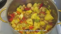 Healthy Vegetable Stew – Vegan Casserole – Recipes for weight loss – Mixed Veggie Stew – Gluten Free