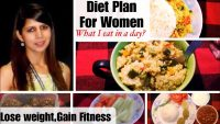 Healthy Diet plan for Women   what I eat & Do in a day   Weight Loss diet   Gain fitness   In Hindi