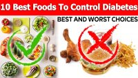 10 Best Foods to Control Diabetes | Good Foods for Diabetic Patients | Diabetic Diet Food #Shorts