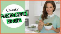 Healthy VEGETABLE SOUP for weight loss | Gemma's Vegetarian Recipes  | Veggie recipes