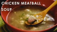 How to make simple chicken Soup    Chicken Meatball Soup    Healthy Diet