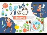 Importance of Diet & Exercise for Healthy Lifestyle