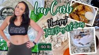 WHAT I EAT IN A DAY 2021 | LOW CARB WEIGHTLOSS | FULL DAY OF EATING | lil Piece of Hart