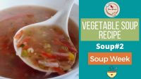 Vegetable soup recipe | boiled vegetable soup recipe for weight loss | vegetarian soup recipes