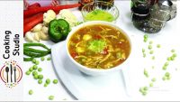 Mixed Vegetable Soup Recipe Cooking Studio | Healthy Vegetarian Soup | Winter Special Yummy Soup