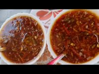 Hot and Sour Soup Recipe|Spicy Sour Soup with veggies|Chinese winter soup|Indo Chinese recipe