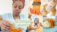 MANAGING GESTATIONAL DIABETES AT 33 WEEKS PREGNANT | WHAT I EAT IN A DAY & MY NEW DIET