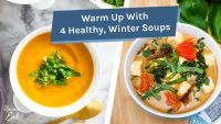 4 Healthy Vegetarian Soup Recipes | The Spruce Eats | #HealthySoups