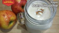 Apple Oats Smoothie | Healthy Drink | Healthy Diet | Smoothie Recipe | YouTube Shorts | #Shorts