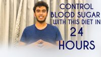 Diet to Cure diabetes in just 24 Hrs