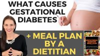 What causes gestational diabetes? 3 things you need to know.