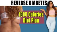 WEIGHT LOSS  DIET PLAN to Reverse DIABETES || Fast Weight Loss