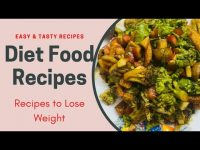 Crispy Spicy Veggies Salad | Diet Food Recipes | Easy Recipes | Recipes to Lose Weight