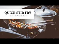 Stir Fry Recipe / Quick Meals / Healthy / Cook #withme / Vegetarian Foods / South Africa / #shorts
