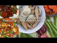 STIR FRY VEGGIES WITH FISH BALLS AND ORLIAN BUDGET BUT DELICIOUS RECIPE