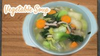 VEGETABLE SOUP || QUICK & EASY HEALTHY VEGETARIAN SOUP RECIPE || Amylyn's Kitchen