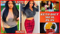 KETO DIET GROCERY HAUL AND MEAL PLAN FOR BEGINNERS | What To Eat In A Day On Keto | Rosa Charice