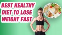 Best Healthy Diet to Lose Weight Fast [ACCELERATED SLIMMING]