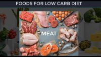 Foods for Low Carb Diet. Beginners Guide