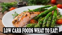 Low Carb Foods What To Eat