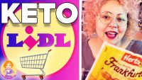 LIDL Keto Food Haul Grocery shopping + Healthy Low Carb Meal Prep ideas UK