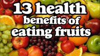 13 Amazing Health Benefits of  EATING FRUITS | Eating fruits benefits | Healthy Diet