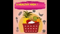 5 Healthy High Fiber Low Carb Foods