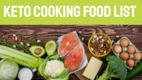 Keto Cooking Food List – Low Carb Food List (Best Foods For Keto!)