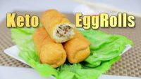 Keto Egg Rolls | The BEST Low Carb Recipe | Keto Chinese Food